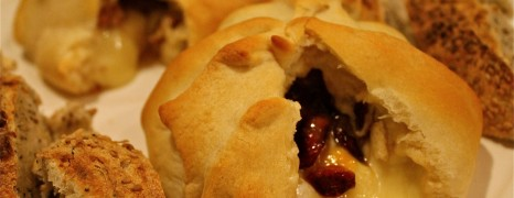 12 Holiday Food Comas: Baked Brie