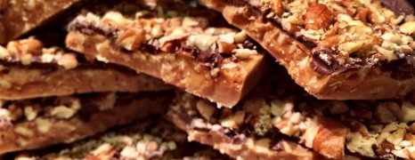 12 Holiday Food Comas: Butter Crunch Toffee