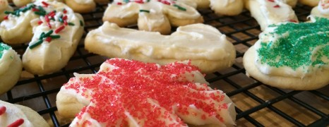 12 Holiday Food Comas: Classic Sugar Cookies